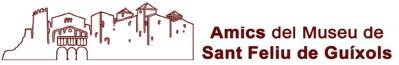 Amics del Museu de Sant Feliu de Guíxols Logo
