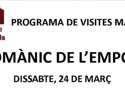 Matinal al Romànic de l'Empordà 24/03/2018